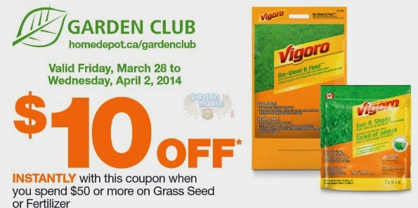 Home Depot Coupons March 2015