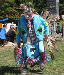 MCNAA PowWow, Sept. 2010