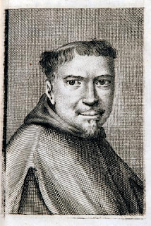 Vincenzo Coronelli portrait engraving 02