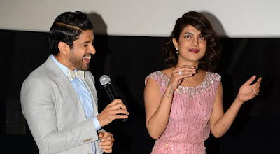 Upcoming movie Dil Dhadakne Do IIFA 2015 Press Conference