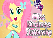 juegos My little Pony Miss Kindess Fluttershy
