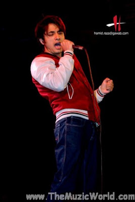 ALI ZAFAR At Air University, Islamabad (Pictures)