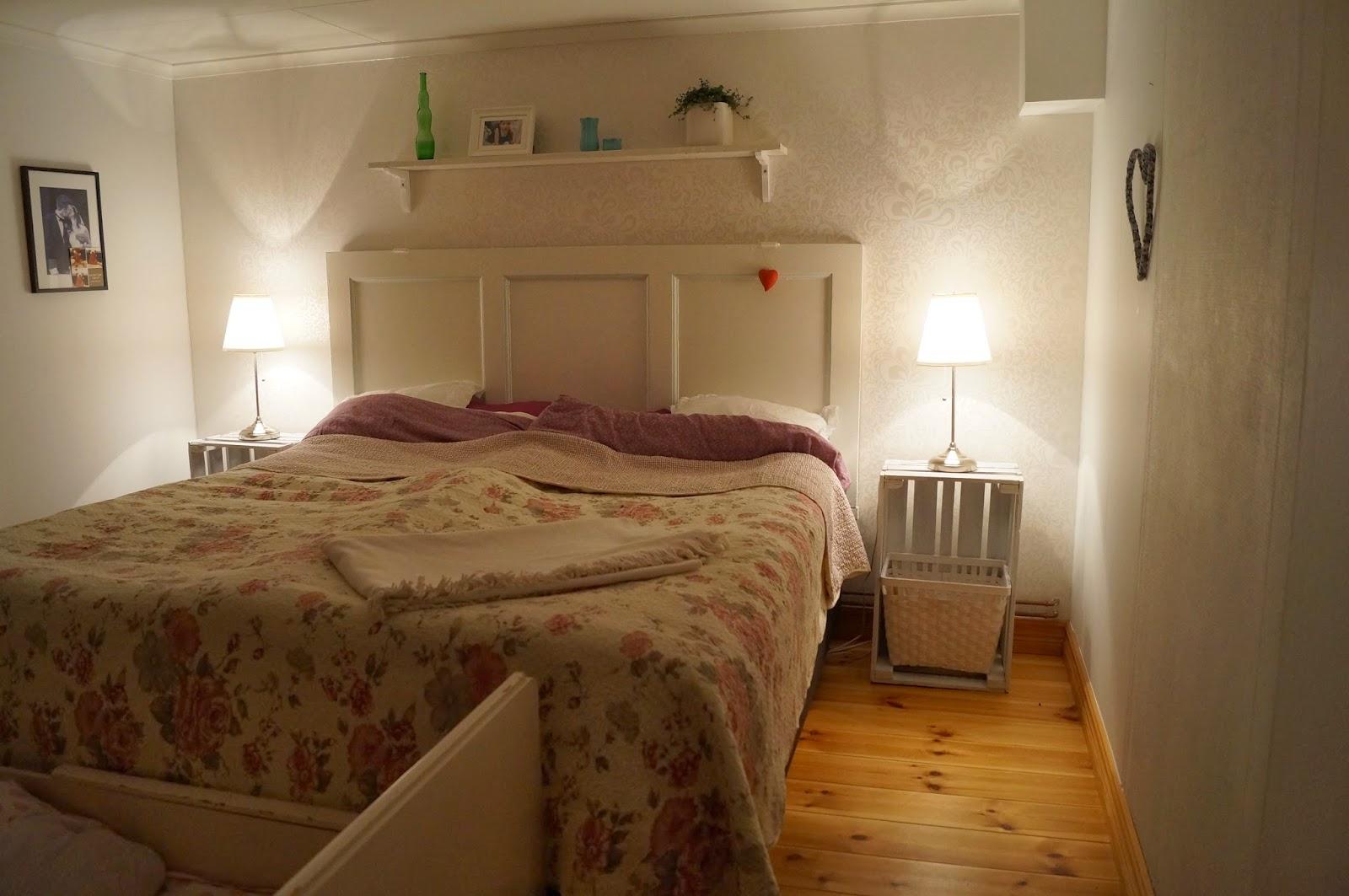 Maria järnmark: sovrummet