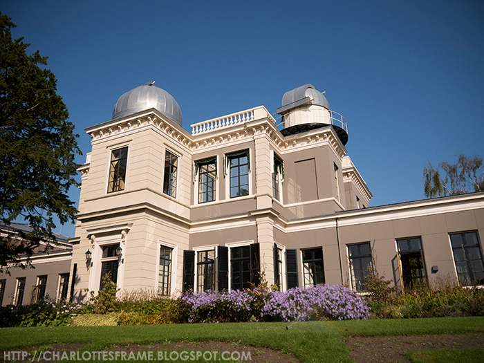 """The """"Sterrenwacht"""" / star observatory"""