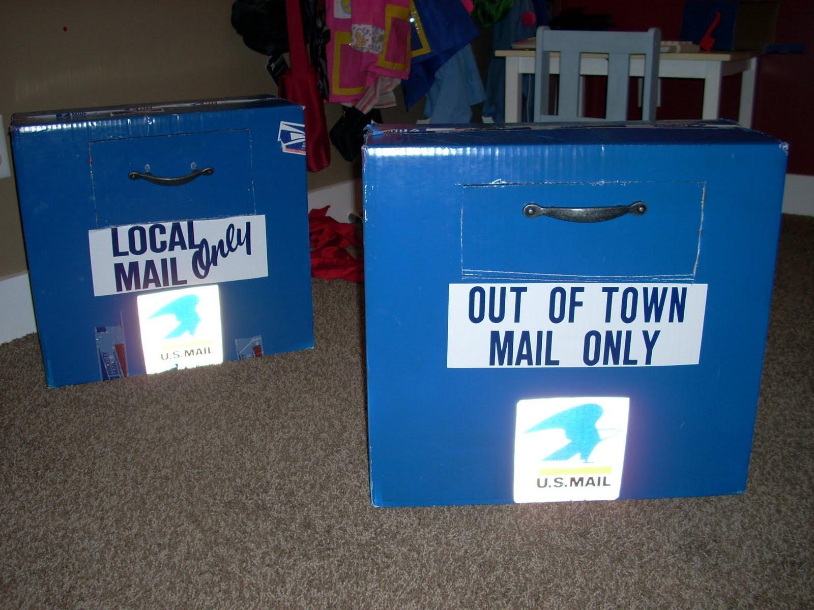 preschool mailbox laguna preschool curriculum post office imaginary play 165