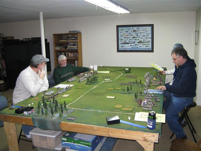 Napoleonic Wargaming Rules Napoleon's Rules of War Play