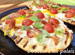 Tartes sales et pizzas