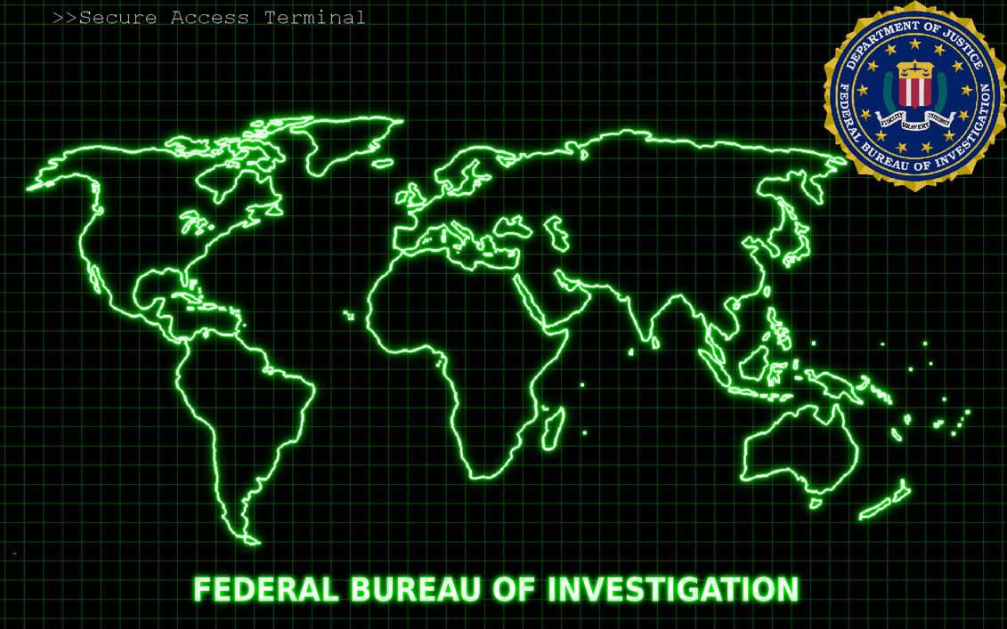 fbi screensaver related keywords - photo #25