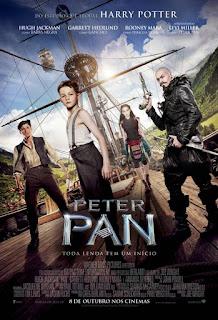 Resenha Filme Peter Pan