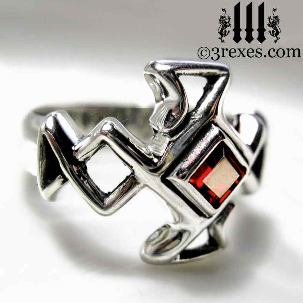 Mens Celtic Wedding Rings