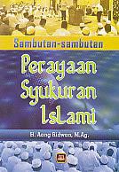 toko buku rahma: buku sambutan-sambutan perayaan syukuran islami, pengarang h. aang ridwan, m.ag, penerbit pustaka setia