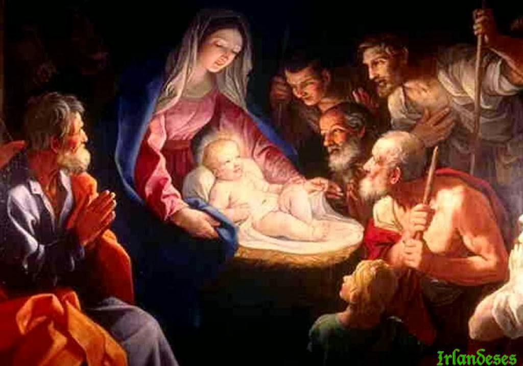 RECIBAMOS A JESÚS EN ESTA NAVIDAD