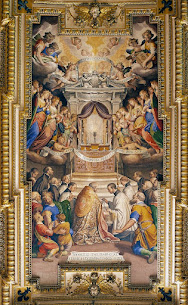 """Corpus Christi – """"The Living Bread That Came Down From Heaven"""""""