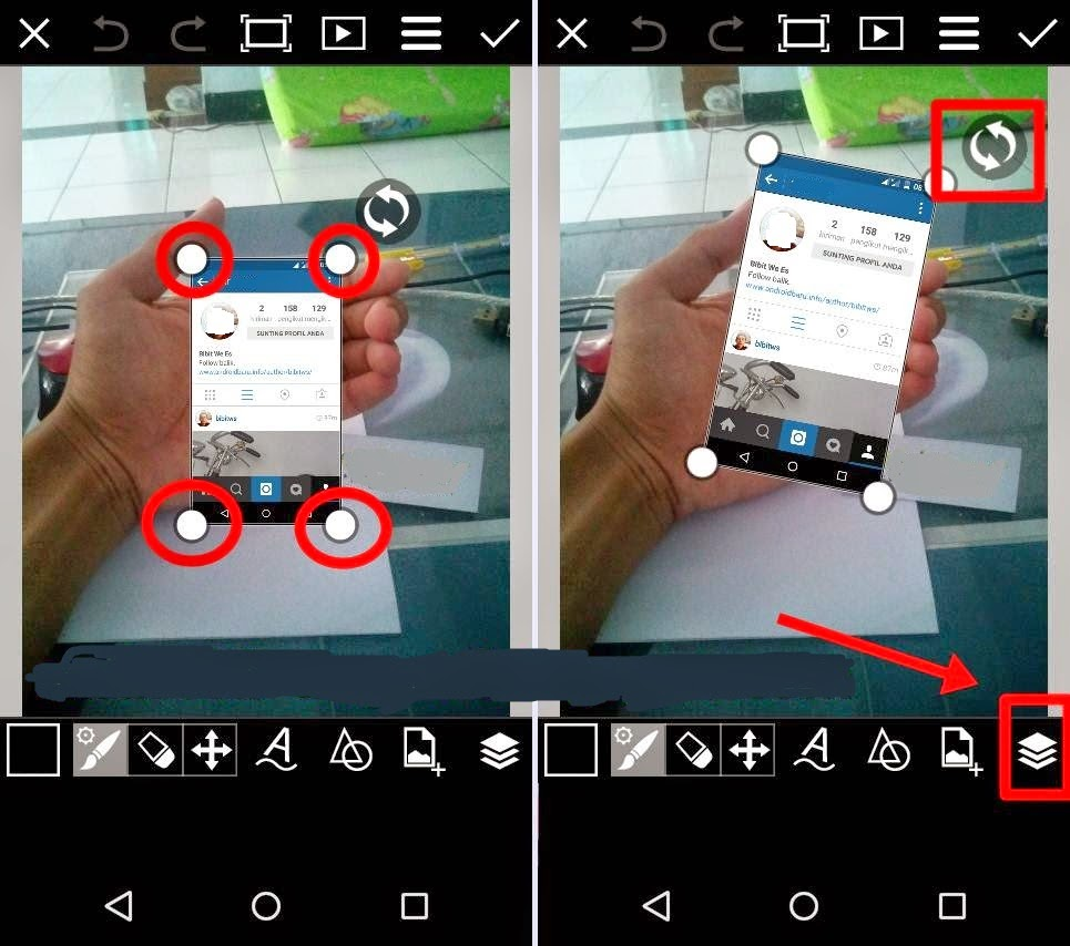 Aplikasi PicsArt Photo Studio Smartphone Android