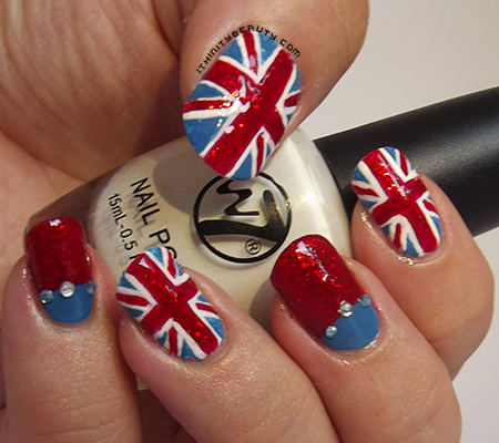 See Ya Later Holland Off To England Ithinitybeauty Nail Art Blog
