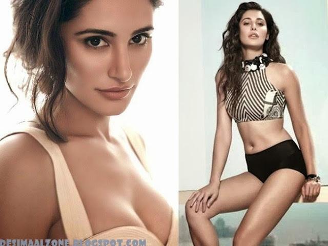 Nargis Fakhri In swimsuit for Maxim PhotoShoot