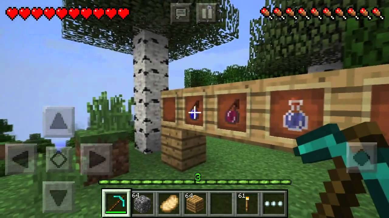 Minecraft:PE 0.15.1 (appxbundle) для Windows Phone 8