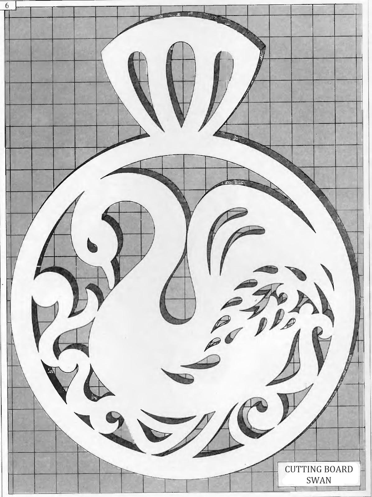 free fret saw patterns
