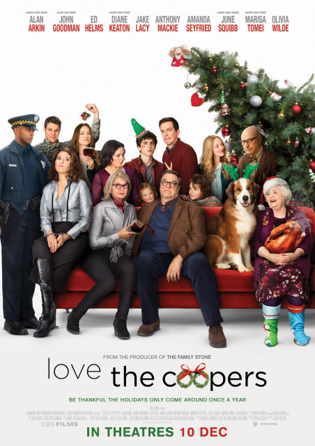 The Movie and Me - Movie Reviews and more: Love the Coopers