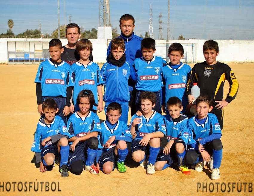CD. Doctor Fleming Benjamín - A 2013 - 2014