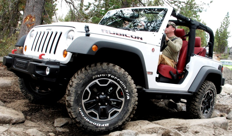 Jeep Wrangler Rubicon 10th Anniversary Edition. Majalah Otomotif Online