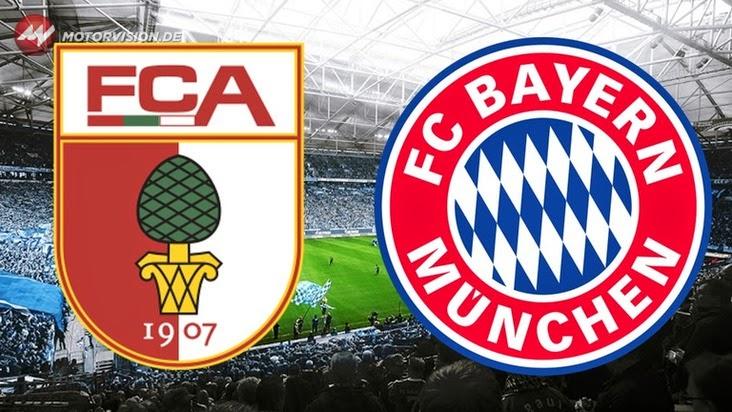 Poker Online : Prediksi Skor Augsburg vs Bayern Munchen 13 Desember 2014