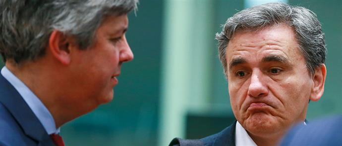 Handelsblatt: ο Τσακαλωτος ενδεχεται να απογοητευτει στο Eurogroup