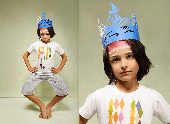 Шляпа из бумаги своими руками для мальчика 78