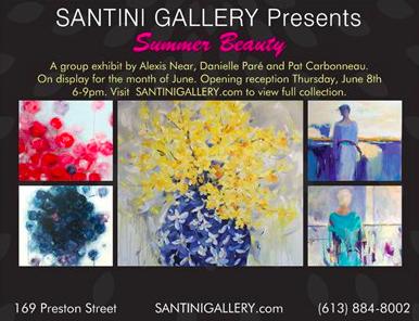 Prochaine expo / Upcoming exhibition