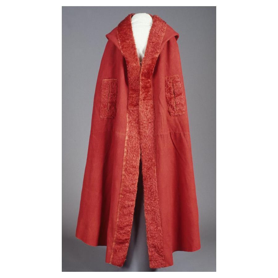 Women Revolutionary War Cloak