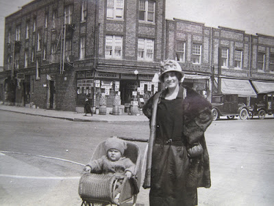 Barrio de Brooklyn en los años 20