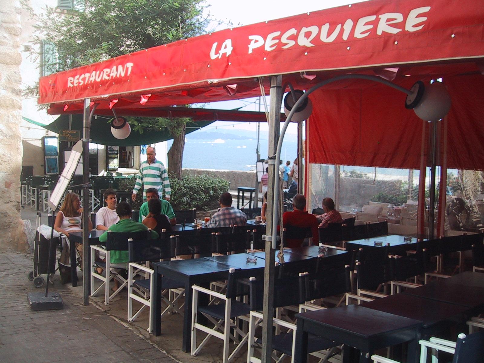 Restaurant St Tropez La Pesquiere