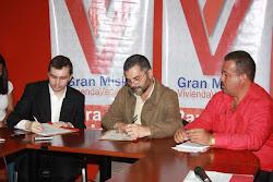 Convenio con España fortalece a la Gran Misión Vivienda Venezuela
