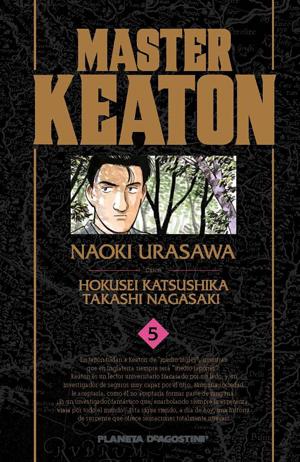 Master Keaton - 5