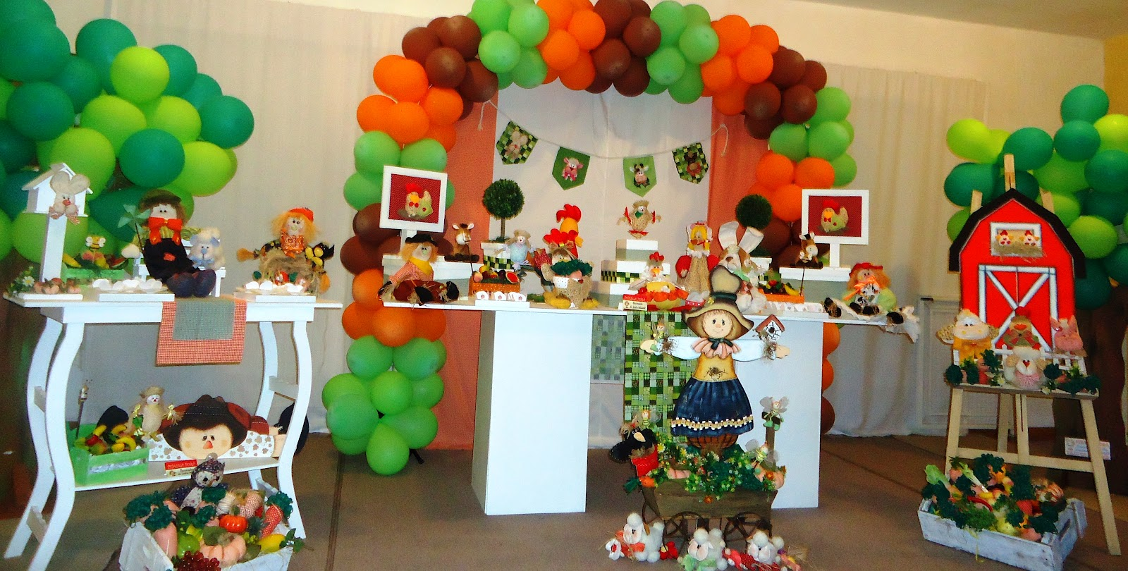 DE FESTA INFANTIL source httppitangapora09blogspotcom