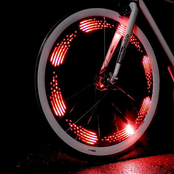 Awesome and Coolest Bike Lights (15) 15