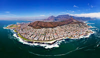 Best Honeymoon Destinations In The World - Cape Town Central, South Africa