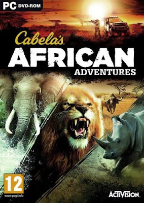 Cover Of Cabelas African Adventures Full Latest Version PC Game Free Download Mediafire Links At Downloadingzoo.Com