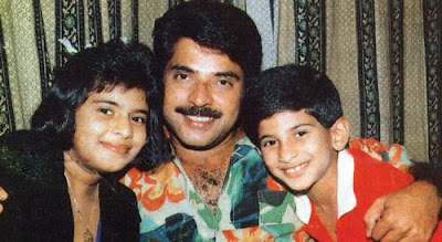 Mammootty's Children