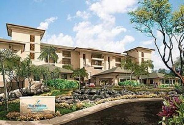 Westin Kaanapali Ocean Resort Villas Rentals