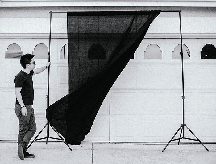 9x6ft photography black backdrop | theLAshop.com review