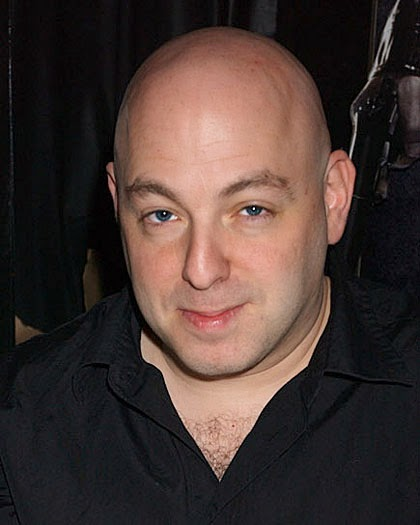 comics writer Brian Bendis