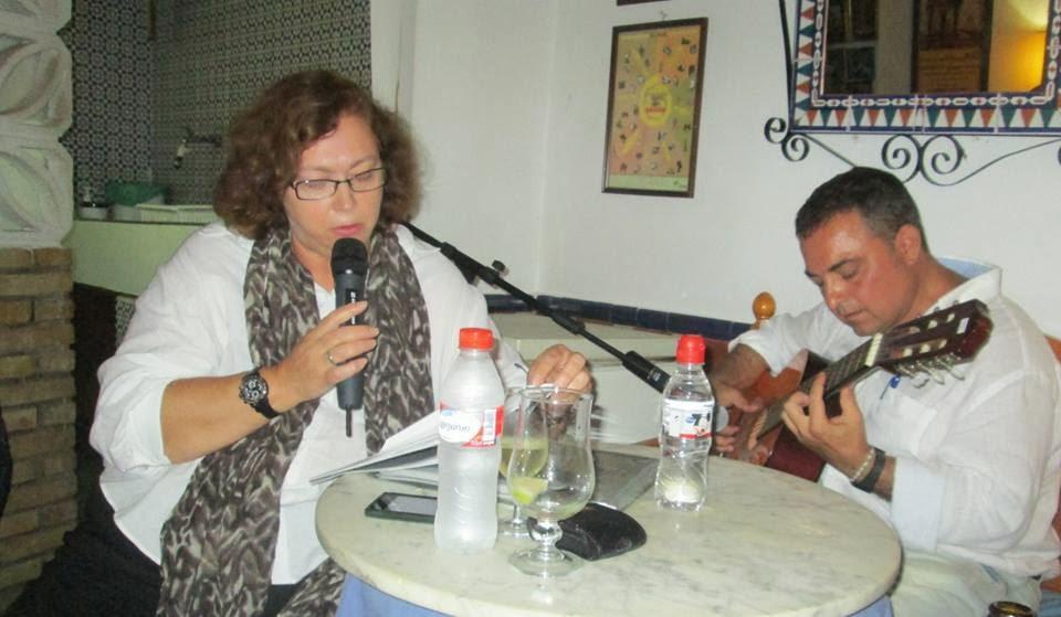 I MUESTRA LITERARIA, BARBATE, 28/9/2013