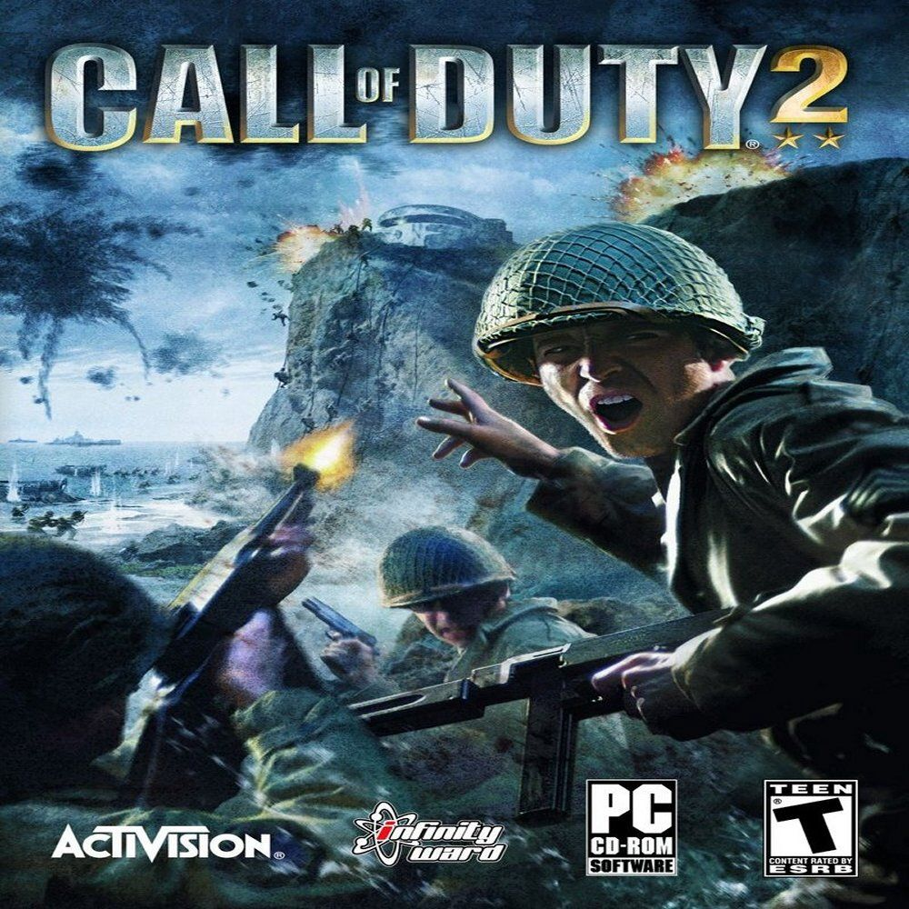 Call of Duty 2 Game Full Version Free Download ~ Download ...
