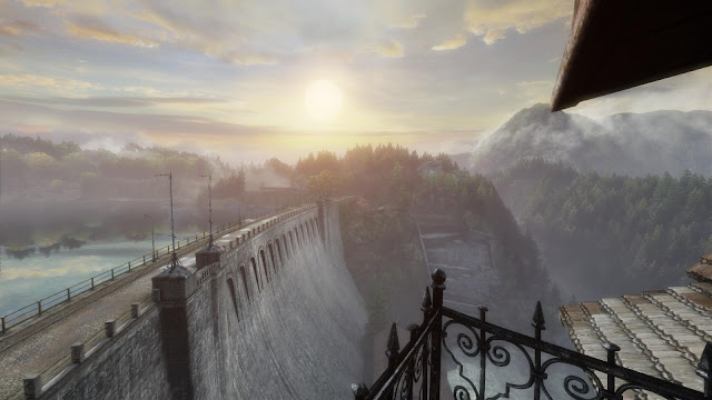 Not holding the player's hand: The Vanishing of Ethan Carter
