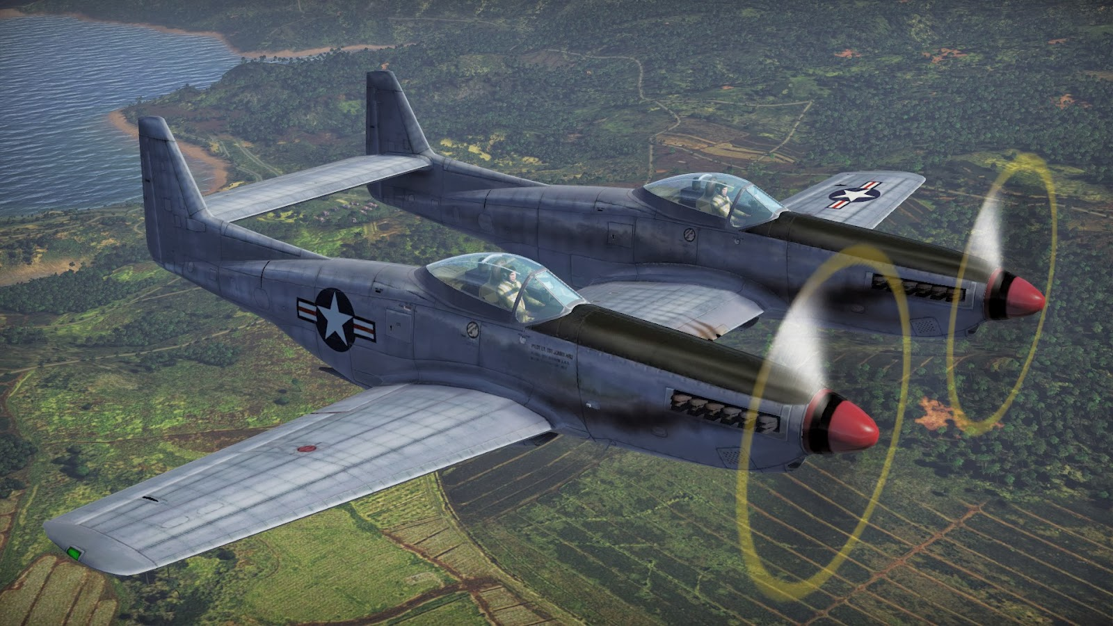 North American F 82 Twin Mustang Bing Images
