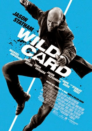 Wild Card 2015 poster