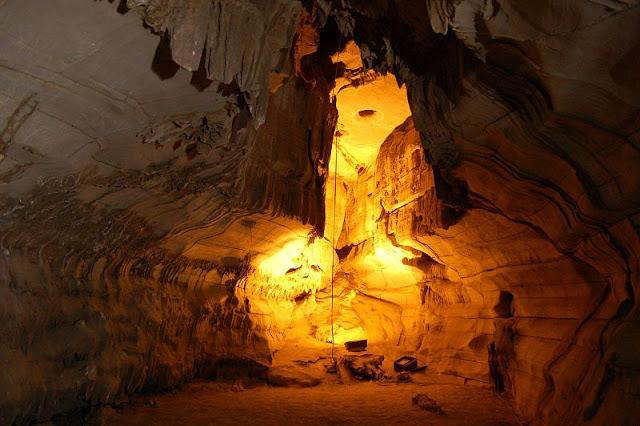 Belum Caves Interiors