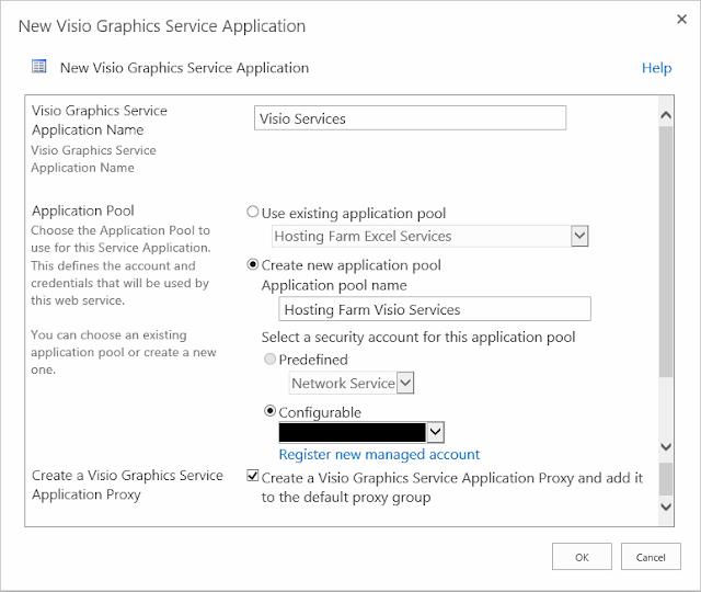 Configuring Visio Services in SharePoint 2013