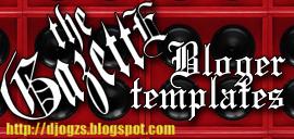 The Gazette - Vortex Blogger templates